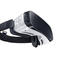 Фото Очки виртуальной реальности Samsung Gear VR SM-R322 White (SM-R322NZWASER)