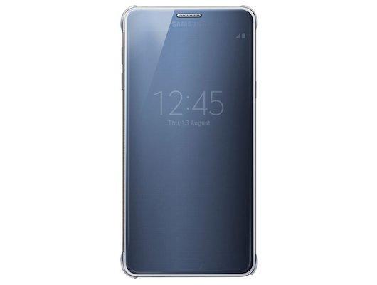 Чехол Samsung ClVCover для Galaxy Note 5 (SM-N920) (EF-ZN920CBEGRU) черный