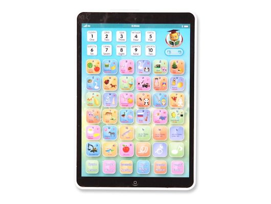 Игрушка BBFun 82030 Мини-планшет развивающий