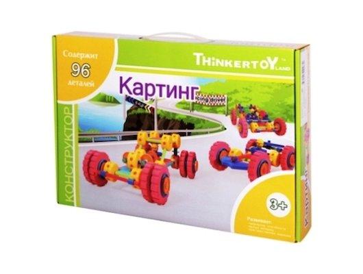 Конструктор Thinkertoy THIN0710-012 Картинг