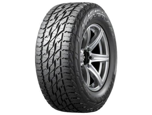 Шина Bridgestone Dueler A/T D697 215/75 R15 TL 100S
