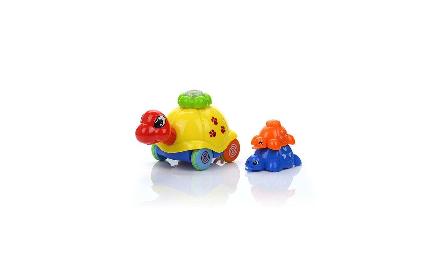 Игрушка Малышарики MSH0303-002 Семья черепашек