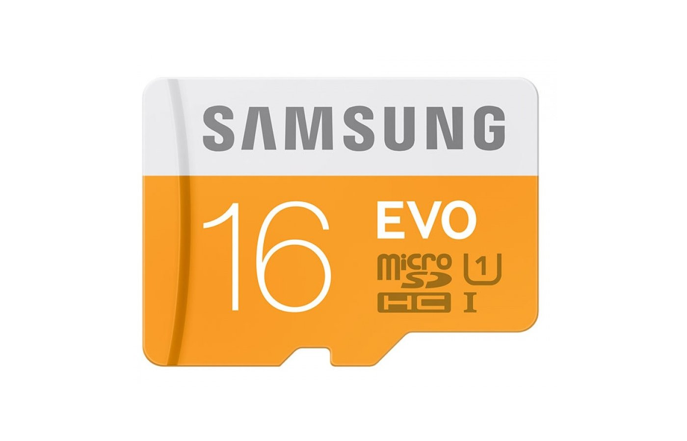 Карта памяти Samsung microSDHC 16Gb EVO Class 10 UHS-I + адаптер (MB-MP16DA)