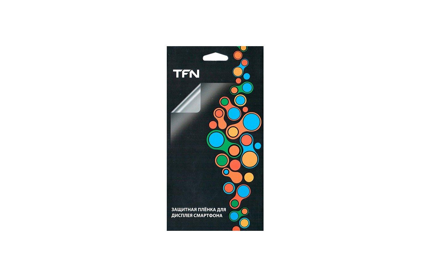 Стекло TFN пленка для ZTE Blade M прозрачная
