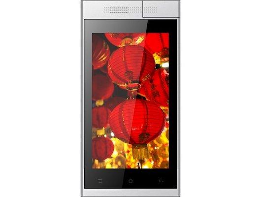 Мобильный телефон BQ BQM-4040 Hofu White