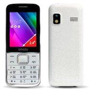 Фото Мобильный телефон Ginzzu M101D White