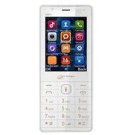 Фото Мобильный телефон Micromax X2401 White Champagne
