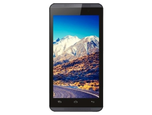 Смартфон Micromax Canvas Fire-3 A107 Cosmic grey