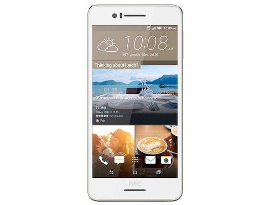 Смартфон HTC Desire 728G DS EEA White Luxury