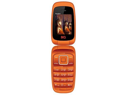 Мобильный телефон BQ 1801 Bangkok Orange