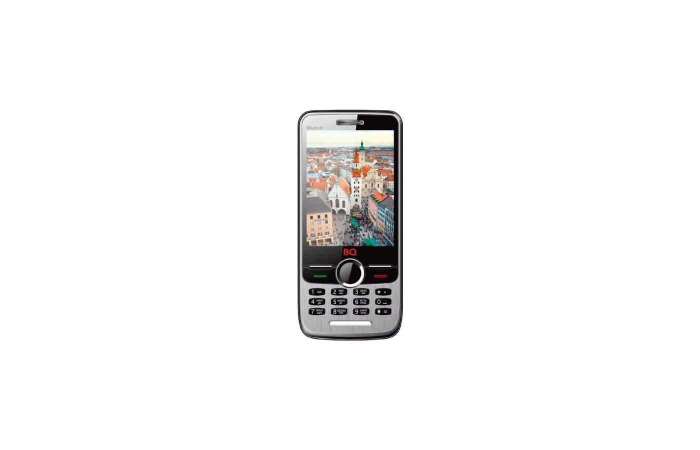 Мобильный телефон BQ BQM-2803 Munich Brown
