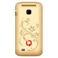Фото Мобильный телефон BQ BQM-2400 Taipei Gold
