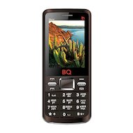 Мобильный телефон BQ 2408 Mexico Brown (4SIM)