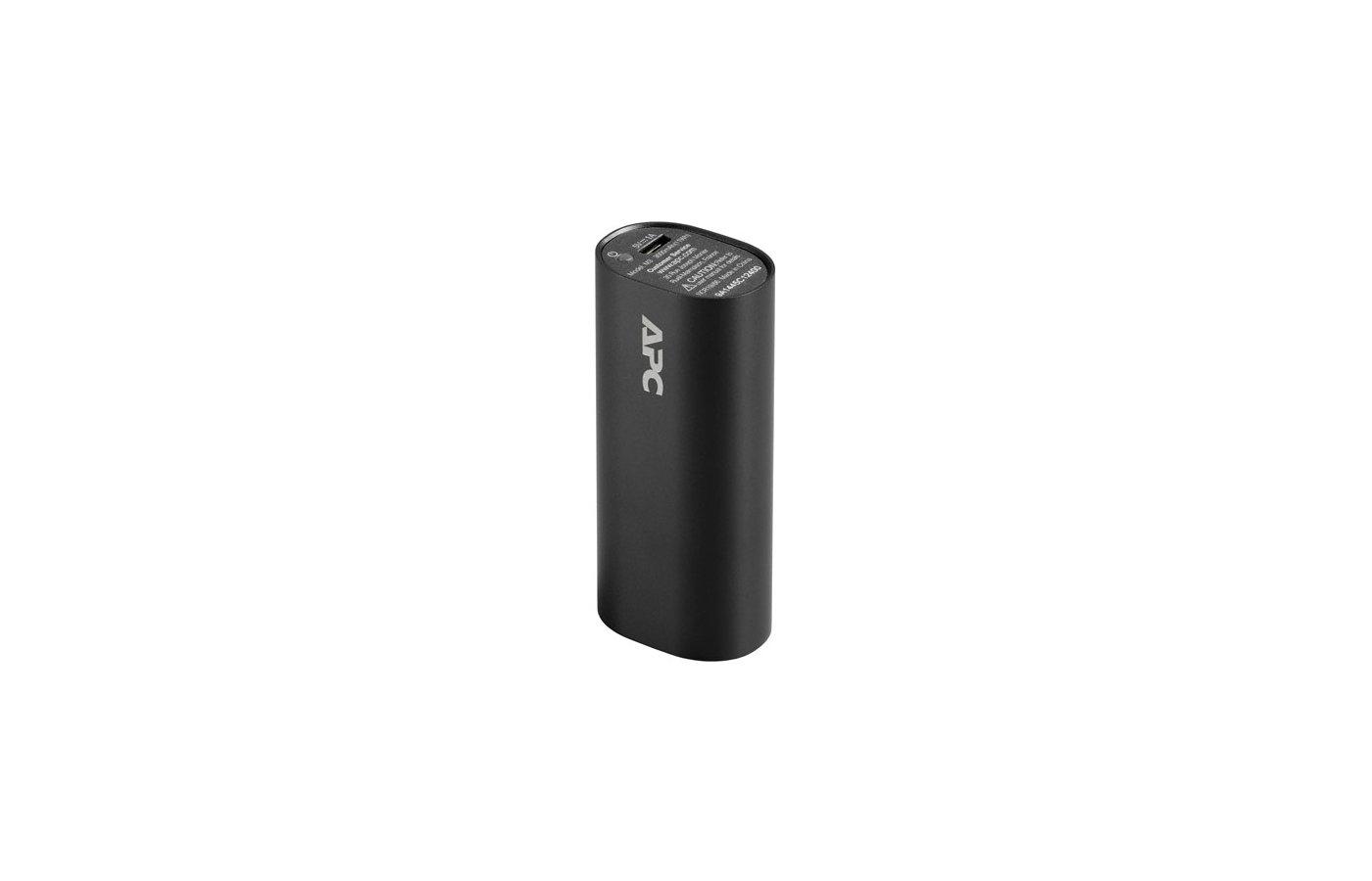 Портативный аккумулятор APC PowerPack M3BK-EC Li-Pol 3000mAh 1A черный