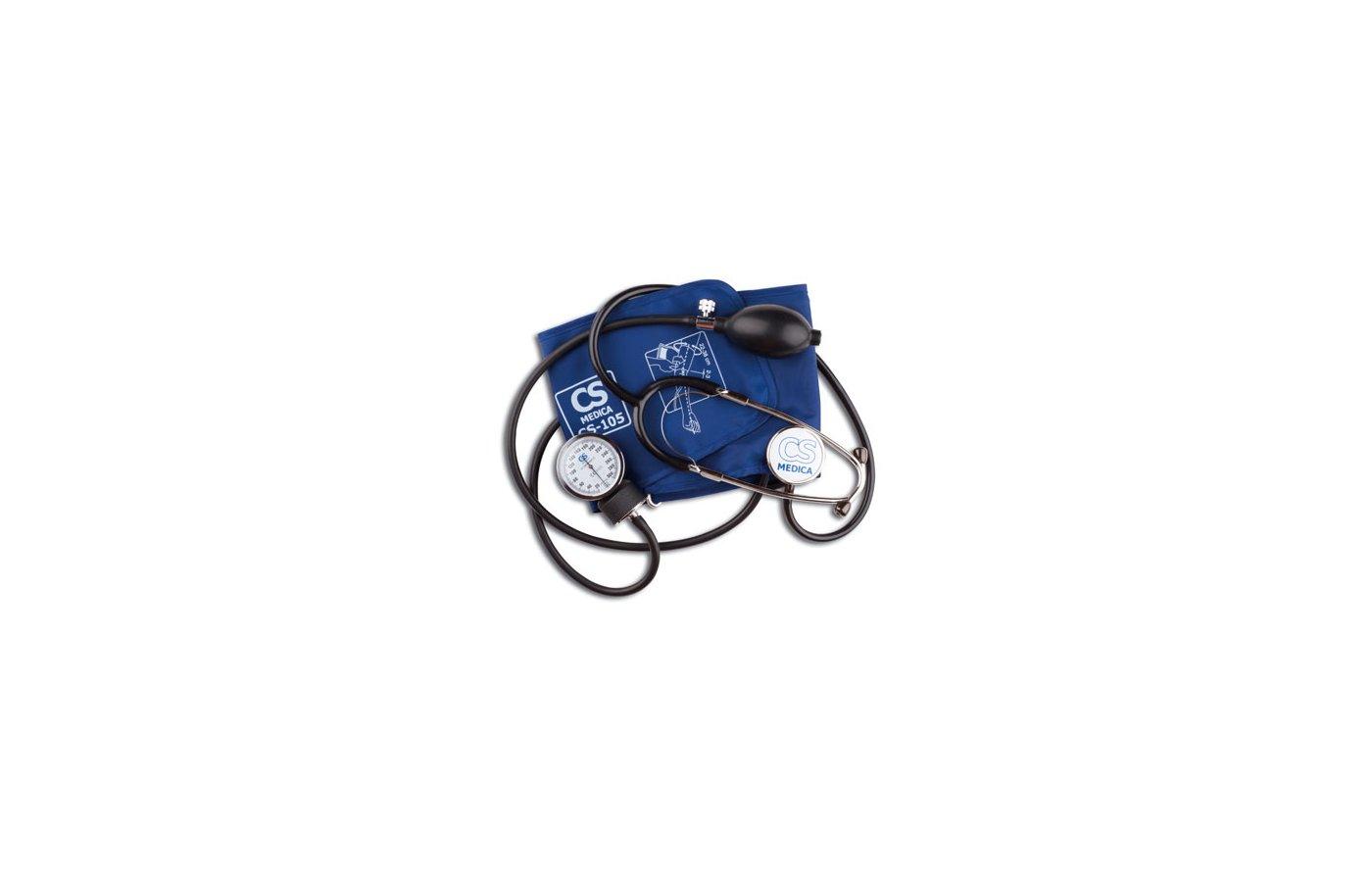 Термометры и измер. давления CS Medica CS-105 с фонендоскопом