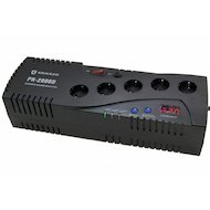 Стабилизатор напряжения Krauler AVR VR-PR2000D релейного типа