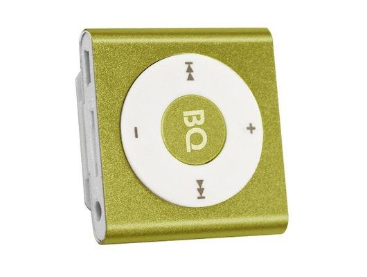 МР3 плеер BQ P003 Mi green