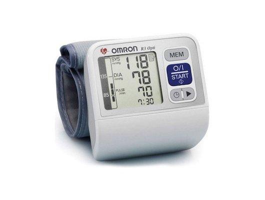 Термометры и измер. давления OMRON R3 Opti на запястье