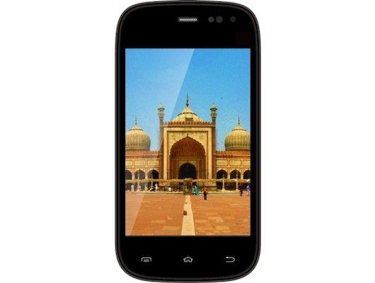 Смартфон BQ BQS-3501 Delhi 2 Black