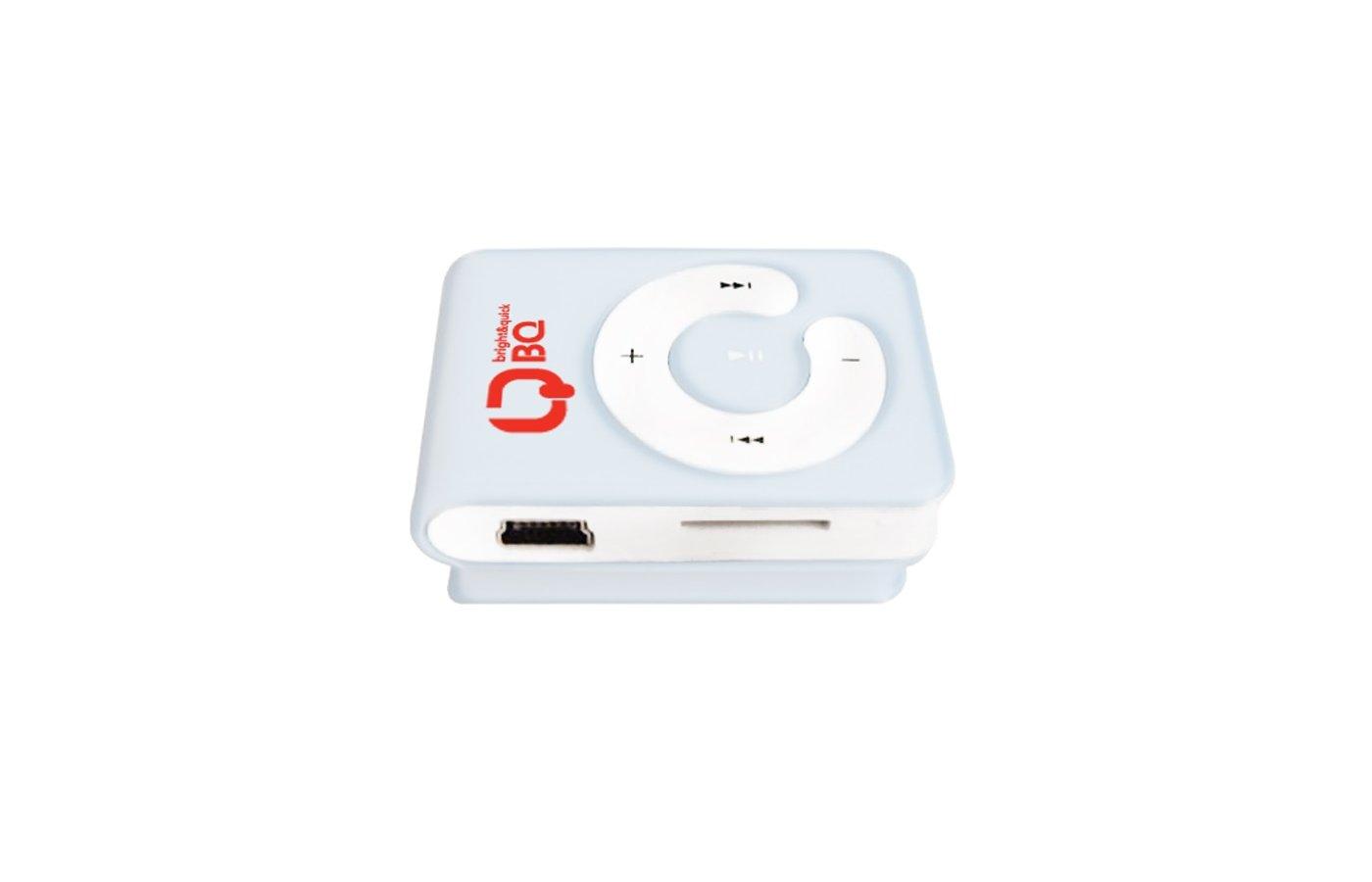 МР3 плеер BQ P002 Re white
