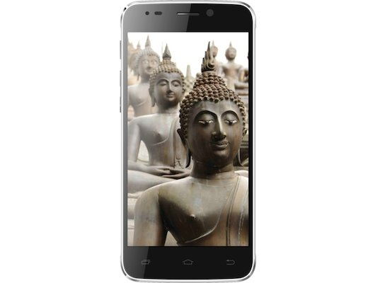 Смартфон BQ BQS-5003 Colombo II Black