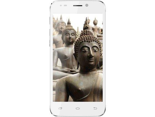 Смартфон BQ BQS-5003 Colombo II White