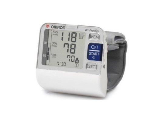 Термометры и измер. давления OMRON R5 Prestige на запястье