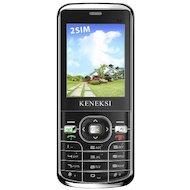 Мобильный телефон KENEKSI K4 Black