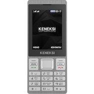 Мобильный телефон KENEKSI X8 Silver