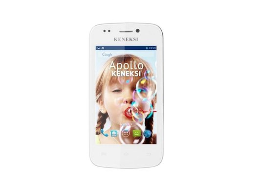 Смартфон KENEKSI APOLLO White
