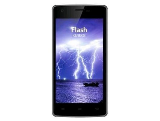 Смартфон KENEKSI FLASH White