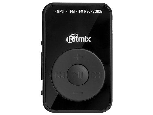 МР3 плеер Ritmix RF-2900FM 8Gb черный