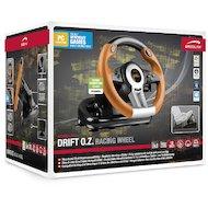 Speedlink Drift O.Z. Racing Wheel PC black-orange (SL-6695-BKOR-01)