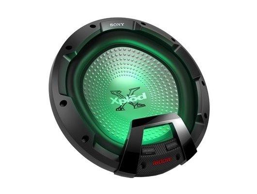 Сабвуфер SONY XS-LEDW12