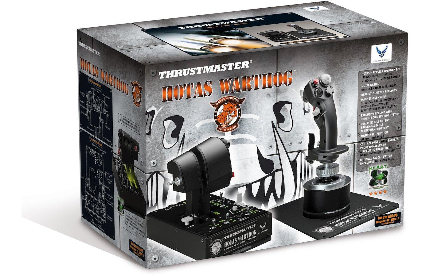 Thrustmaster Hotas Warthog (2960720)