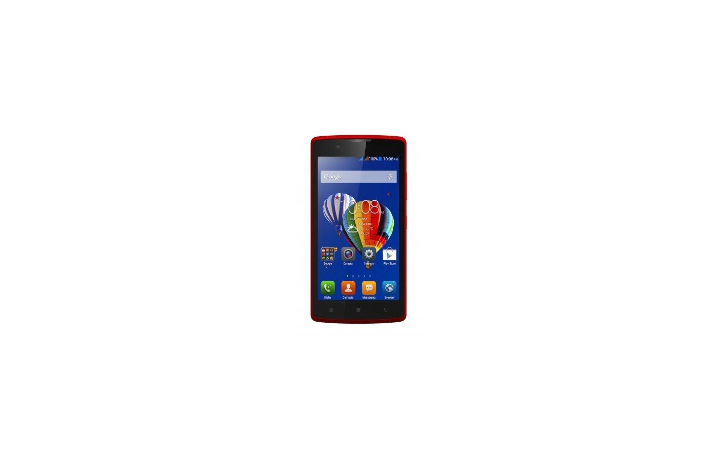Смартфон LENOVO A2010 red