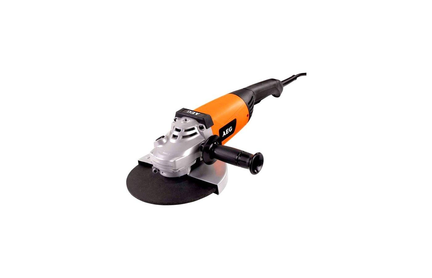 Углошлифмашина AEG WS 2200-230