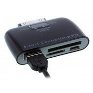 Фото Комплект для подключения автозвука Camera Connection Kit для Samsung micro USB, S501