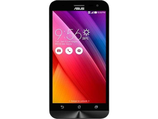Смартфон ASUS Zenfone 2 ZE500KG 8Gb red