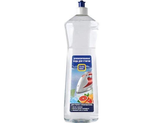 Аксессуары для утюгов TOP HOUSE 391275/237453 парфюм. вода для утюгов с ароматом грейпфрукта 1л.
