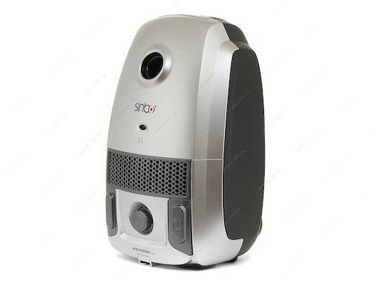 Пылесос SINBO SVC-3465 серебристый/серый