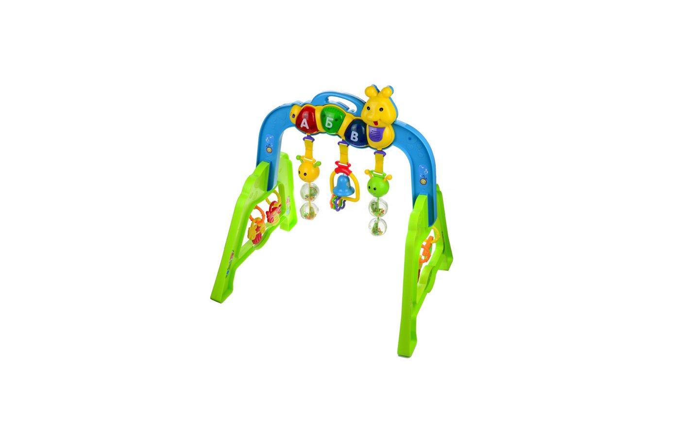 Игрушка Малышарики MSH0303-022 Добрая гусеница