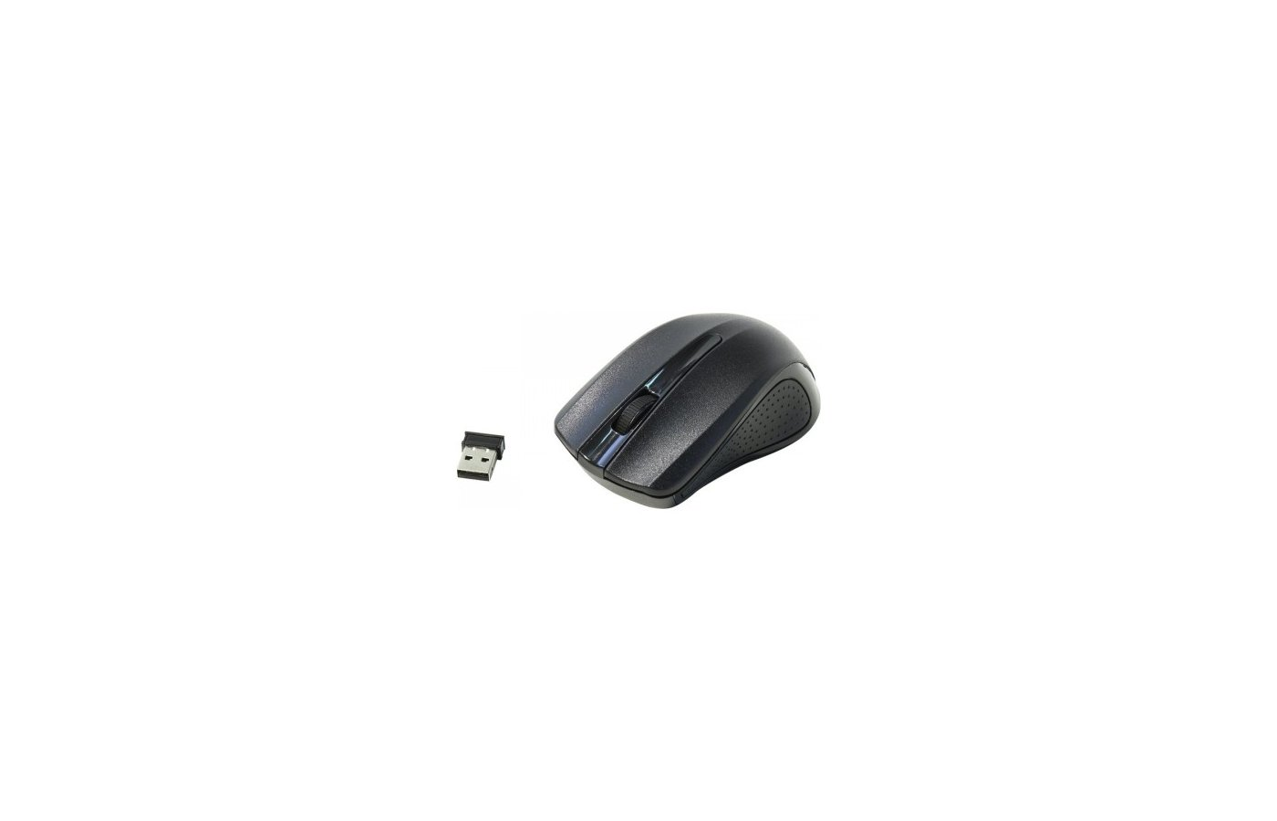 Мышь беспроводная Oklick 485MW черный