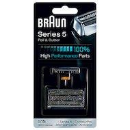 Сетки и блоки для бритв BRAUN сетка+реж.блок Series 5 51S