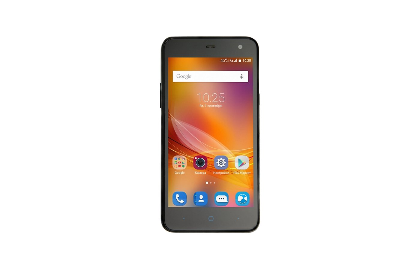 Смартфон ZTE Blade L4 Pro 4G black