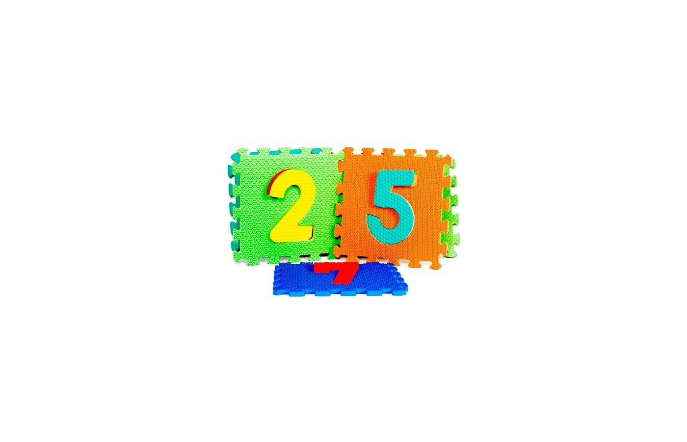 Пазлы Altacto FM930N Пазл - коврик Цифры