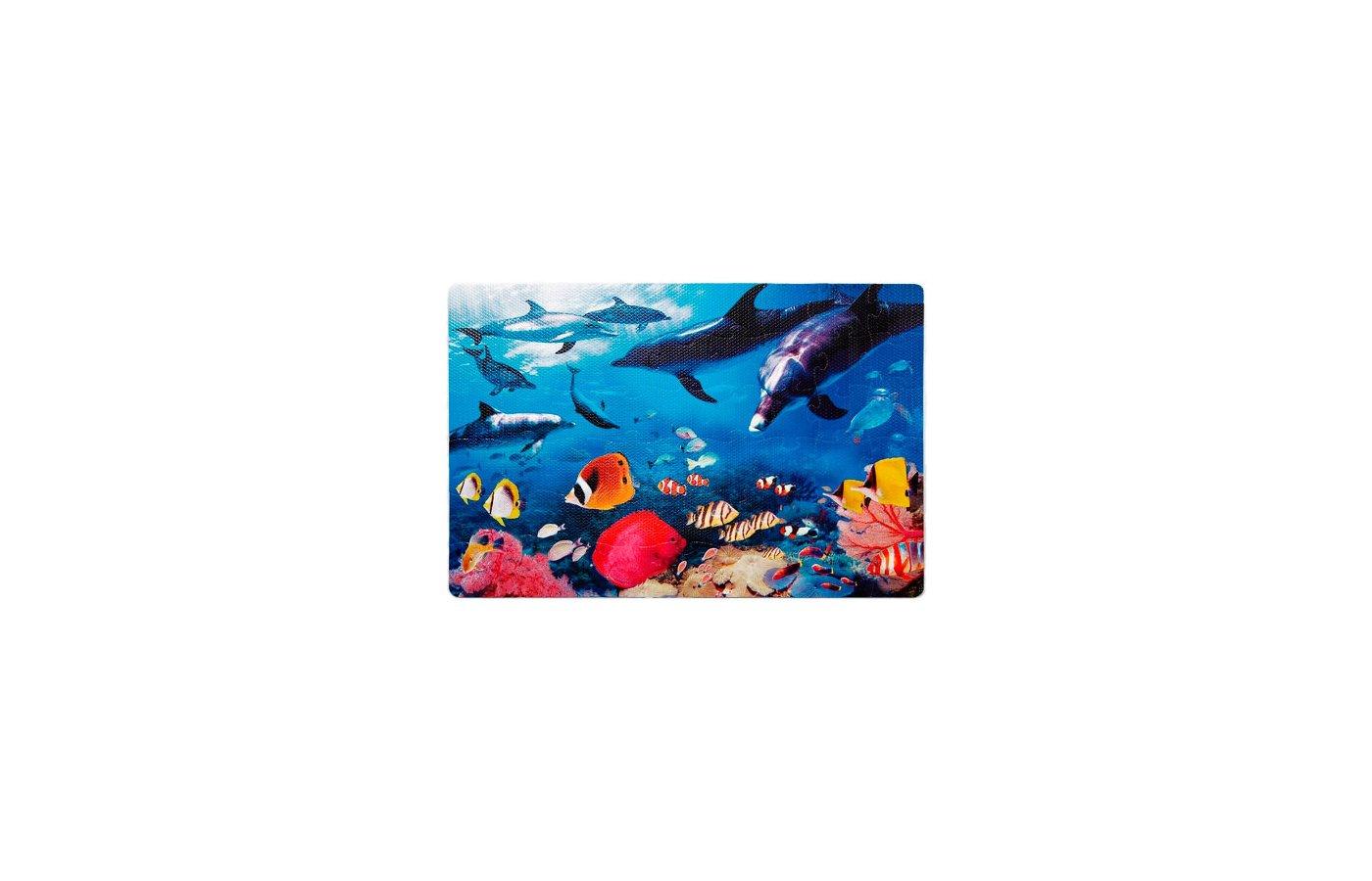 Пазлы Altacto PN170P Пазл - коврик Дельфины