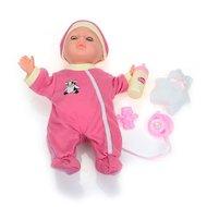 Кукла DollyToy DOL0804-106 Пупс Весёлый карапуз
