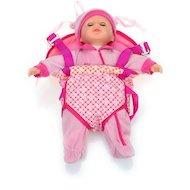 Кукла DollyToy DOL0804-108 Пупс Малыш на прогулке