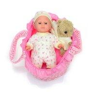 Кукла DollyToy DOL0804-109 Пупс Озорной карапуз